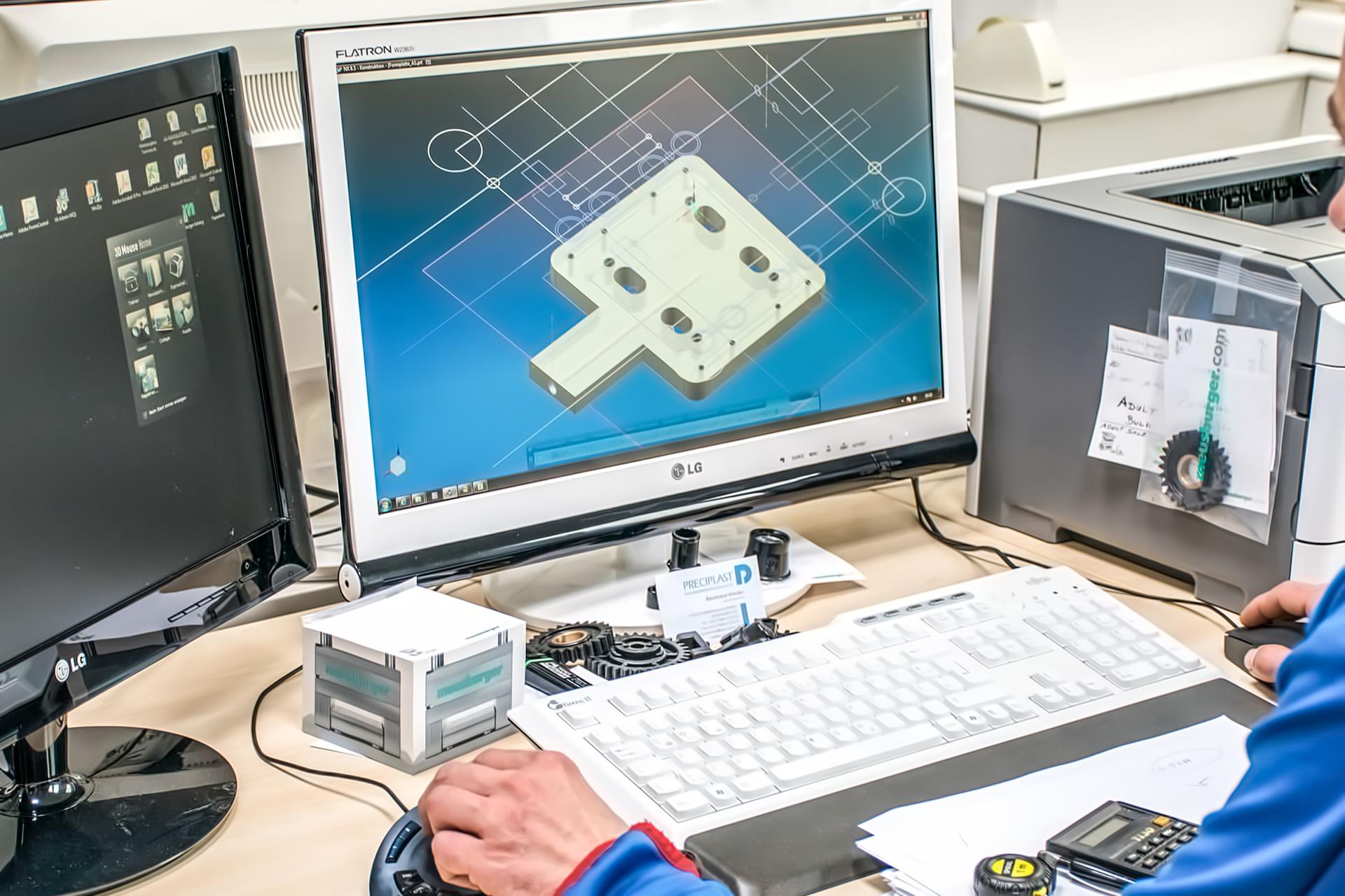 PRECIPLAST Kunststofftechnik Ges.m.b.H. - Design & Konstruktion