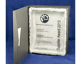 PRECIPLAST Kunststofftechnik Auszeichnungen