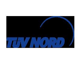 Zertifikat TÜV Nord
